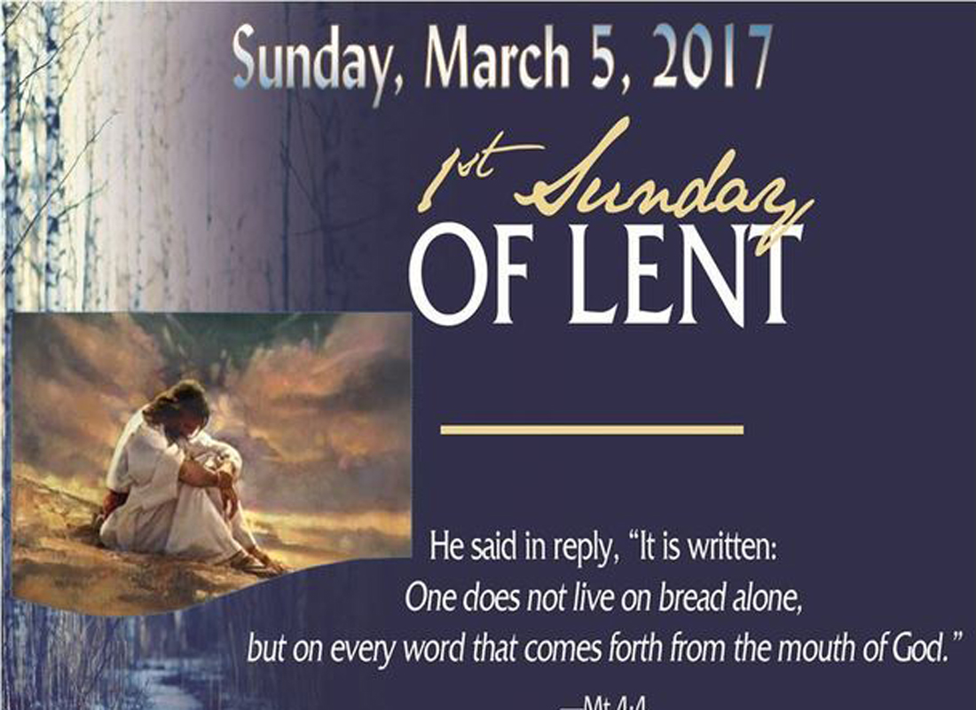 1st Sunday Of Lent Cover 2017 1200×800