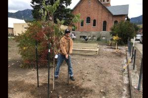 2 Fall Shrub Planting Sept 28, 2018 Shrub Plant