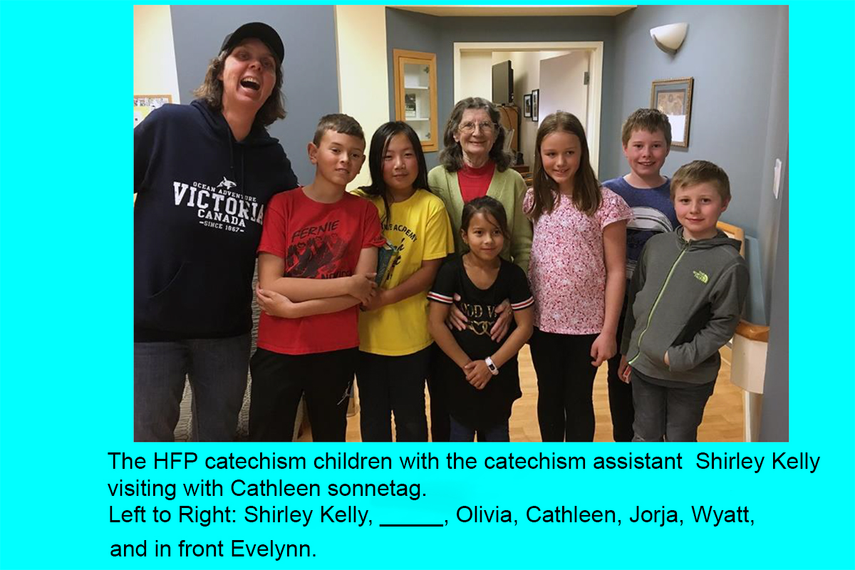 HFP Catechism Photo
