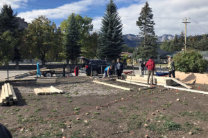 6 Constructing The Raised Beds Sept 24, 2018 Img 2182