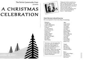 Community Choir Program 189