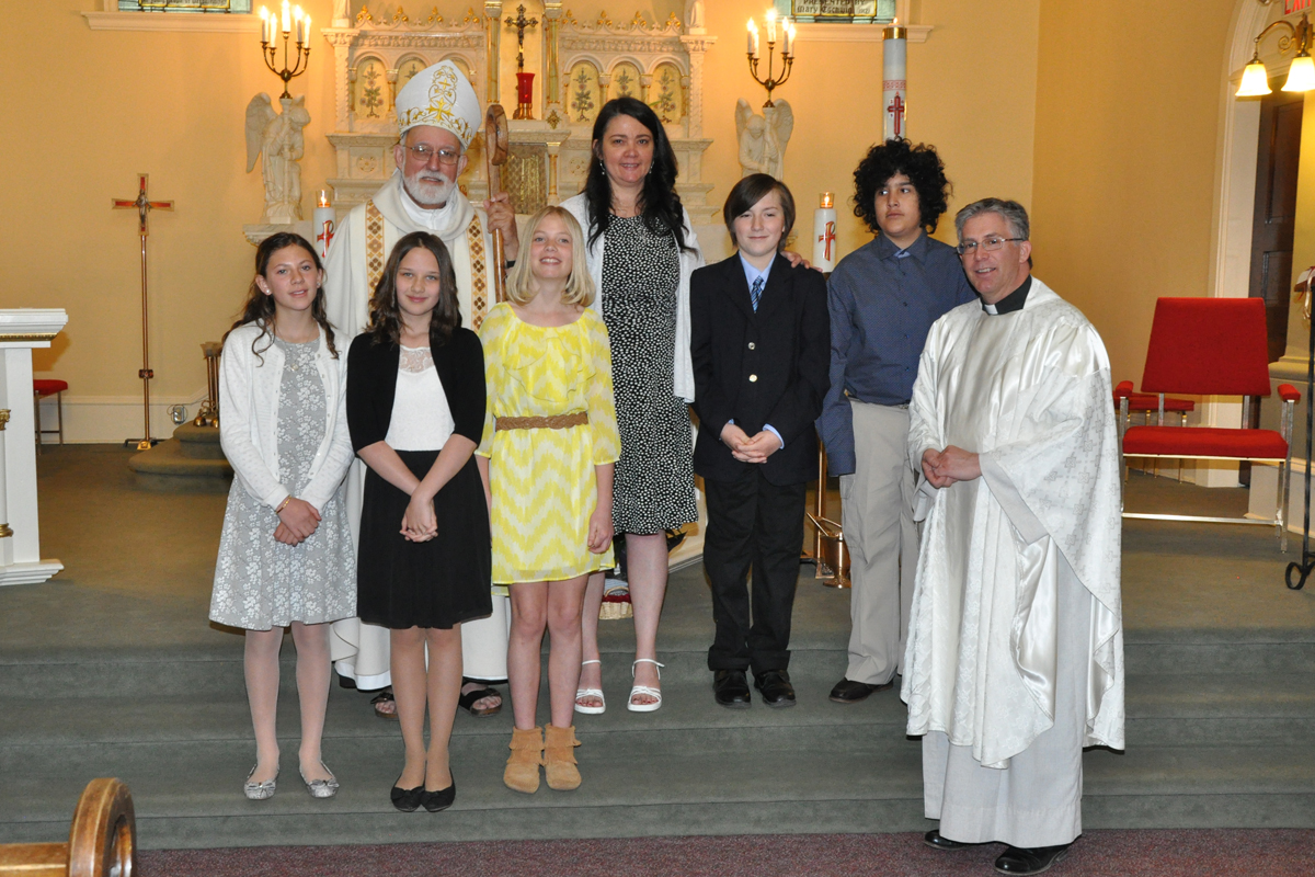 Confirmation, 2016