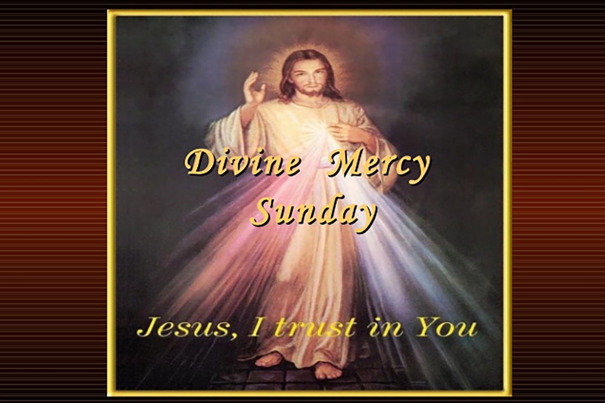 Divine Mercy Sunday Jesus I Trust In You 1200×800