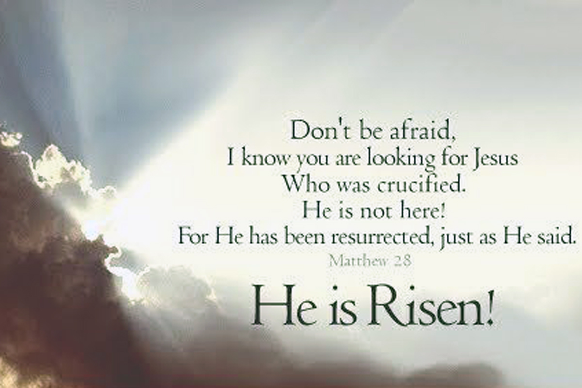 Easter Sunday 2016 Quote 1200×800