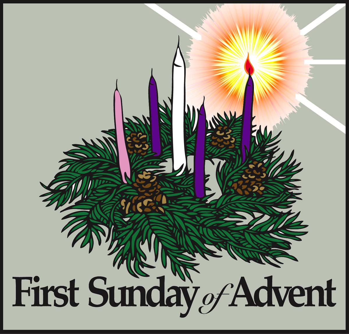 First Sunday Of Advent 1200×800