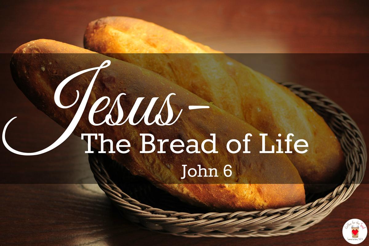 Jesus The Bread Of Life 1200×800