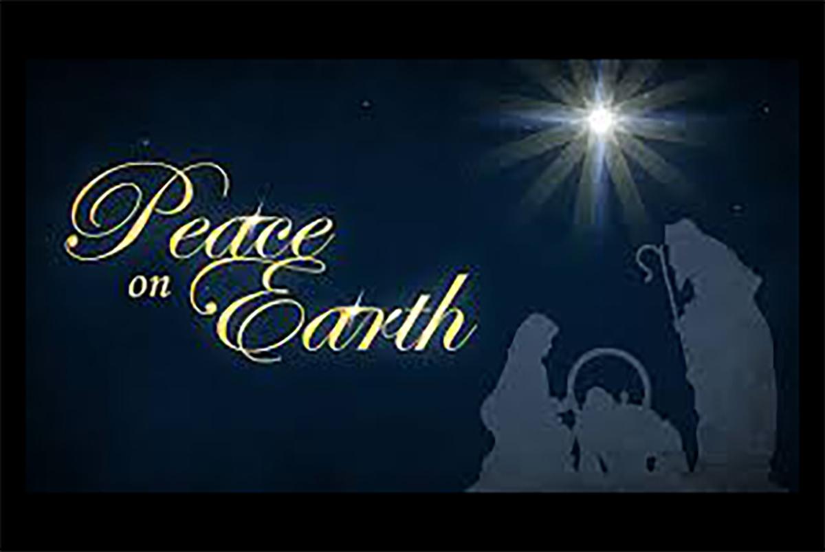 Peace On Earth 1200×800