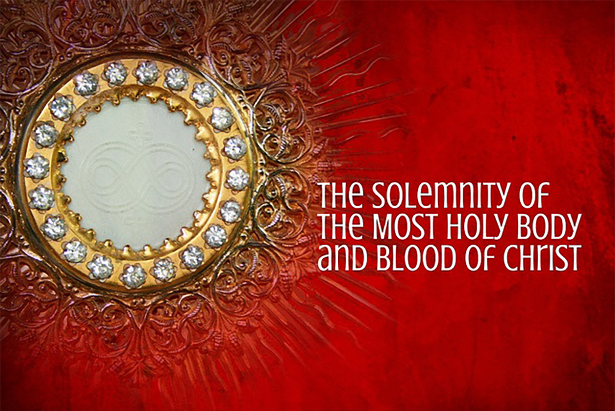 Solemnity Of The Body And Blood 1200×800